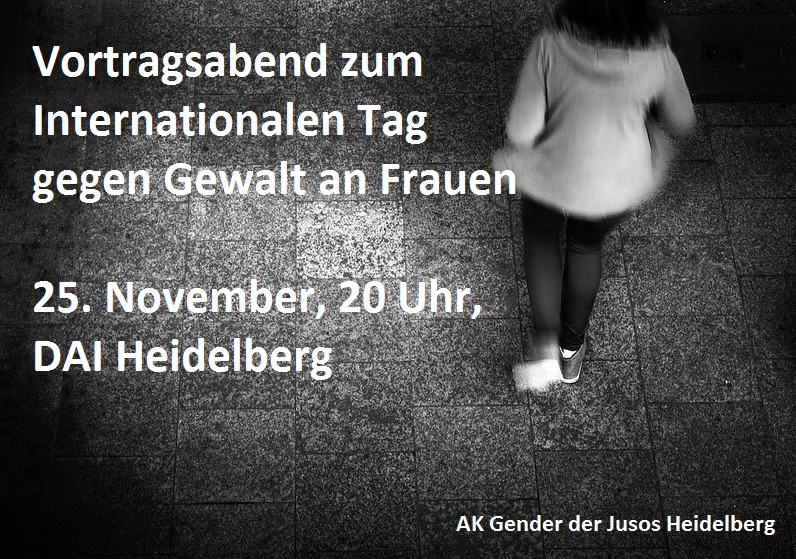 Vortragsabend AK Gender_25. Nov 2013