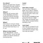 Instruction English