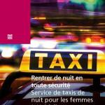 Service de taxis de nuit pour les femmes